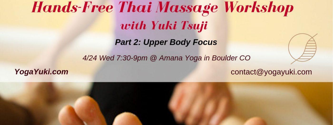 2019 April hands free Thai massage banner jpeg