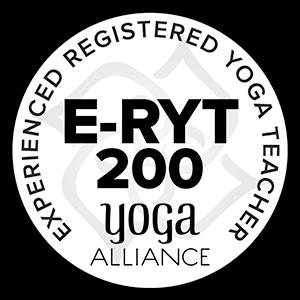 E-RYT 200 logo